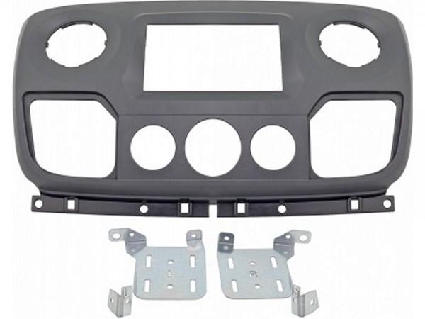 RTA 002.266P7-2 Radioblende für Nissan & Opel