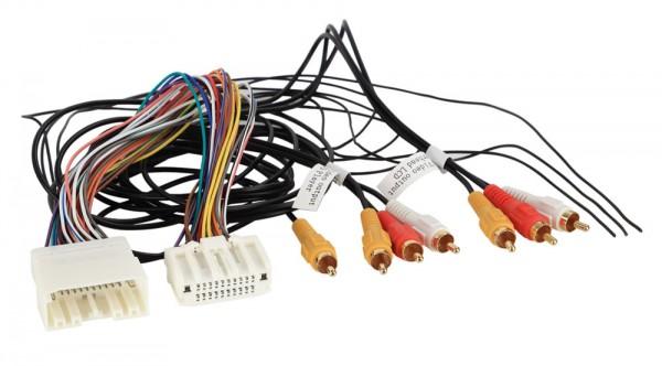PAC CHY-RVD: Rückfahrkamera Adapter OEM RSE System für Chrysler, Jeep & Dodge