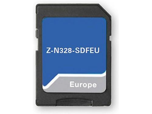 Zenec ZE-N328SD Navigationssoftware für das Z-N328