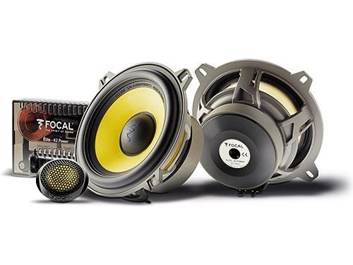 Focal Elite K2Power ES130K 13cm 2-Wege Compo Lautsprecher