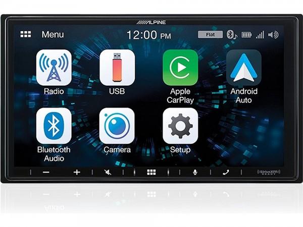 Alpine ILX-W650BT Car-Play-Multimediagerät