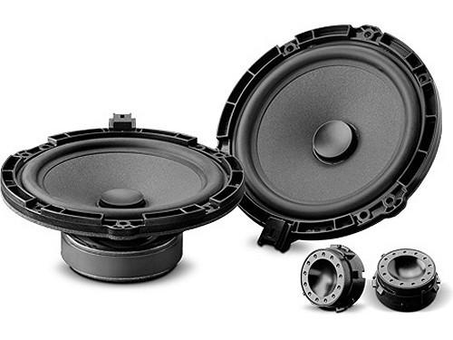 Focal Inside ISPSA165 Lautsprecher für Peugeot / Citroen