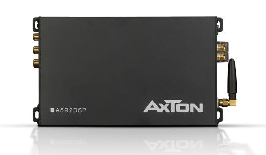 Axton A592DSP 4-Kanal-Verstärker Hi-Res-fähig