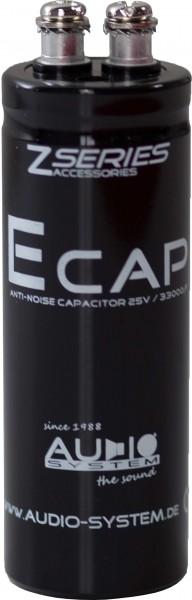 Audio system eCap