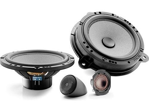 Focal Inside ISRNS165 Lautsprecher für Nissan, Smart, Renault