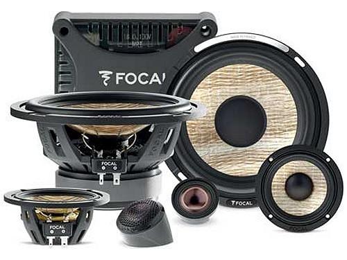 Focal PS165F3E Flax Evo 3-Wege-Lautsprecher