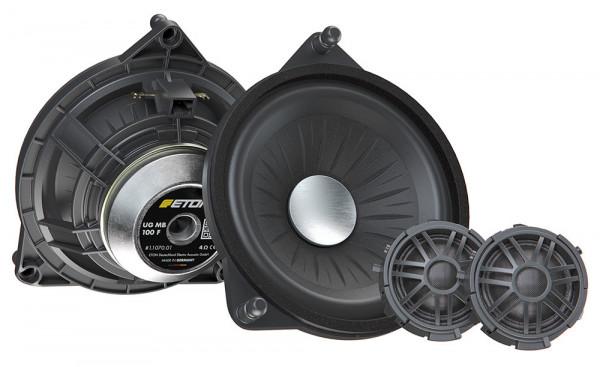 Eton MB100F 10cm-Lautsprecher für Mercedes
