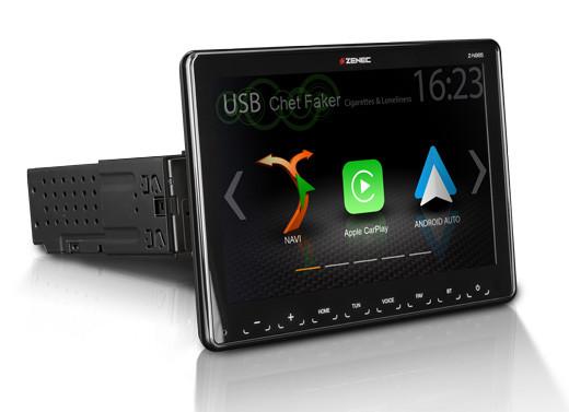 Zenec Z-N965 1-DIN-Infotainer