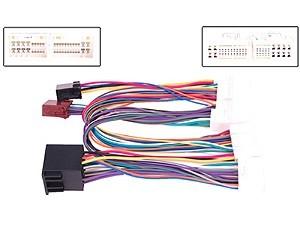 RTA 021.442-0 ISO Abzweigkabel für Kia & Hyun