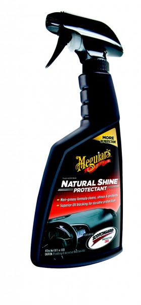 Meguiars Natural Shine G4116EU 473ml