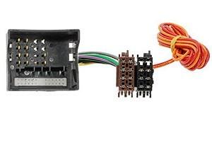 ISO-Adapter RTA 004.063-0 für Mercedes