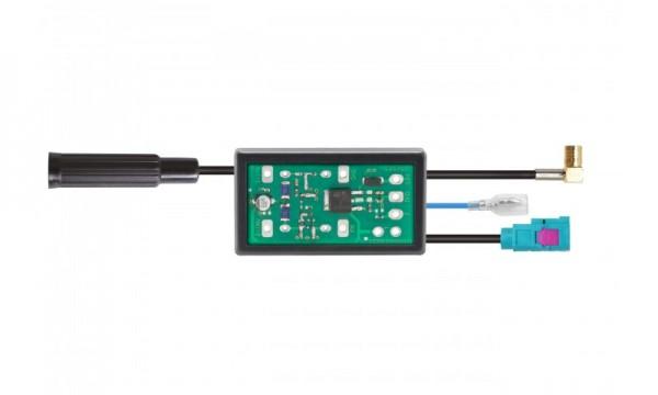 RTA 203.034-0 Passiver Antennensplitter FM / DAB+ mit Phantomseinspeisung