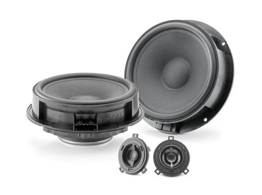 Focal Inside ISVW165 16,5cm Lautsprecher für VW