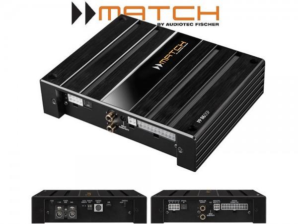 Match PP 86DSP DSP-Verstärker