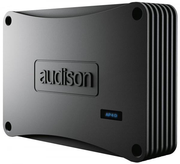 Audison AP4 D 4-Kanal-Endstufe