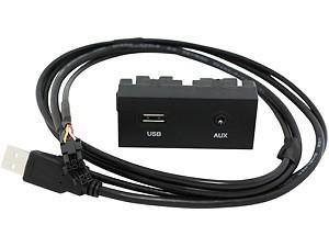 RTA 005.478-0 AUX-USB Kabel für SangYong