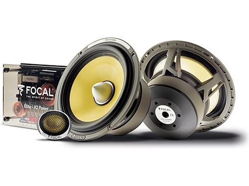 Focal Elite K2Power ES165KX2 16cm 2-Wege Compolautsprecher