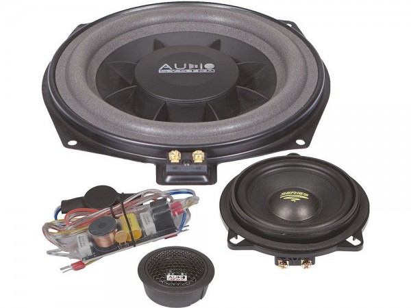Audio System X200 BMW Lautsprecher