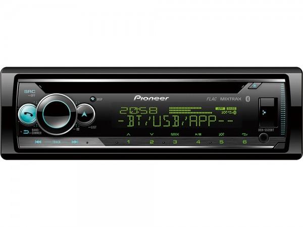 Pioneer DEH-S520BT Autoradio