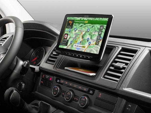 Alpine INE-F904T6 1-DIN Navi für VW T6