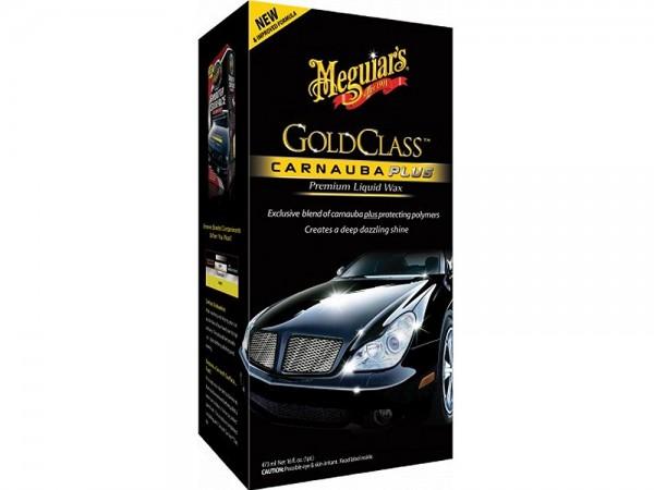 Meguiars Gold Class Caranuba Liquid Wax G7016EU