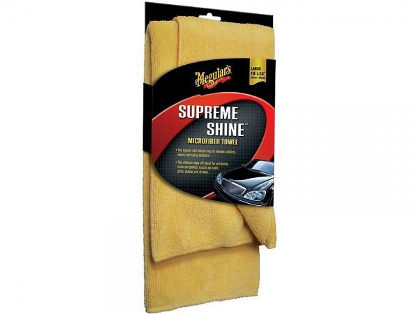 Meguiars Supreme Shine Microfasertuch X2010