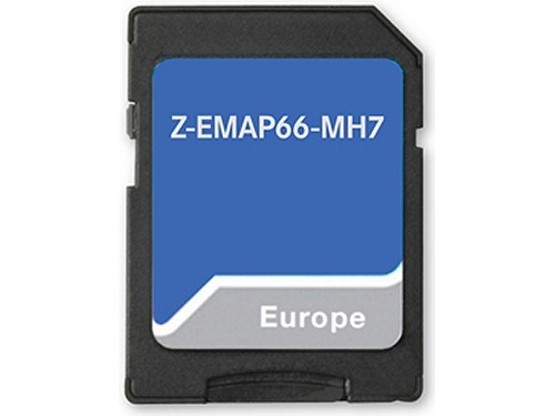 Zenec Z-EMAP66-MH7 Z-XXX66 Camper-Navisoftware 7 Jahre Update