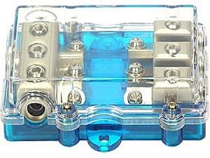 RTA 350.270-0 Sicherungsverteiler Mini-ANL 3x