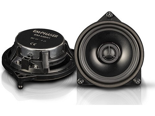 EmPhaser MBR1 10cm Mercedes-Lautsprecher Koaxial