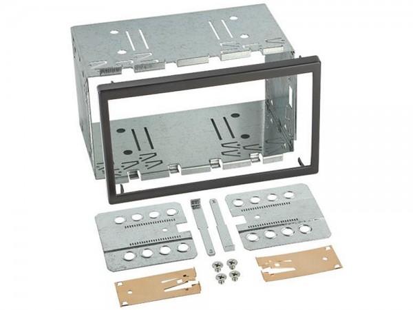 ACV 2-DIN Rahmen Universal (Höhe 115 mm)