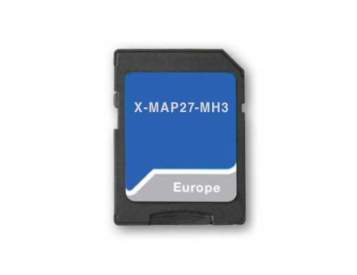 Xzent X-Map27-MH3 Navisoftware für Xzent X-F270