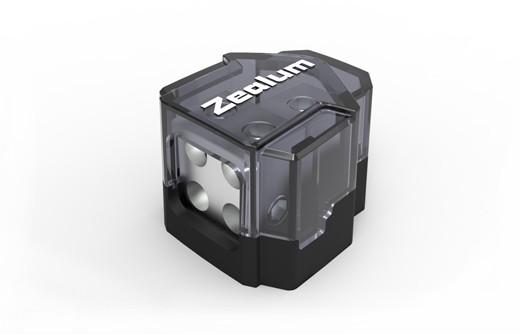 Zealum Verteilerblock ZPD-41P 1x25/16 4x10