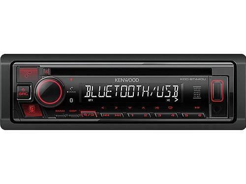 Kenwood KDC-BT440U Bluetoothradio