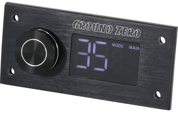 Ground Zero GZDSP REMOTE PRO-X