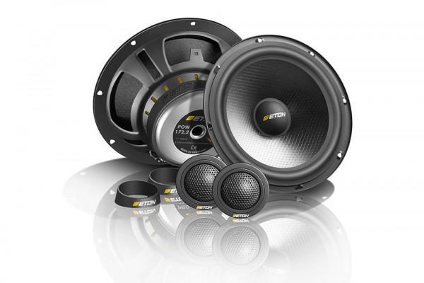 Eton POW 172.2 16,5cm 2-Wege-Lautsprecher Composystem
