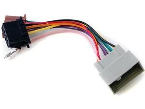ISO-Adapter RTA 004.363-0 Honda Jazz / Accord