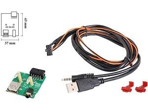 RTA 005.480-0 AUX-USB Kabel für SsangYong