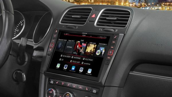 Alpine X903D-G6 Navigation für VW Golf 6