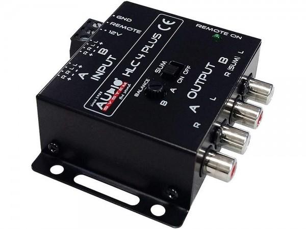 Audio System HLC4 Plus