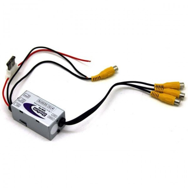 Zealum ZUS-V3 Videoverstärker