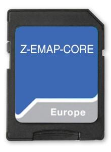 Zenec Z-EMAP-Core Navigationssoftware für Z-E1010