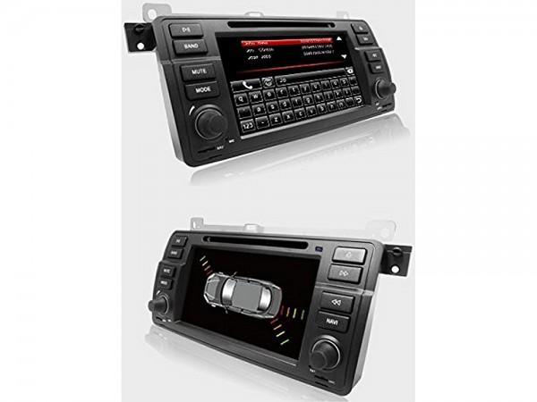 DYNAVIN Multimediagerät BMW 3er E46 N6