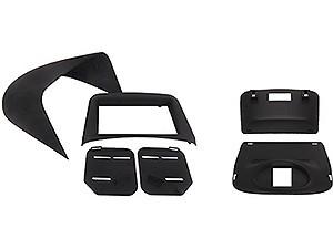 Radioblende 2-DIN RTA002.292-2 Peugeot 206