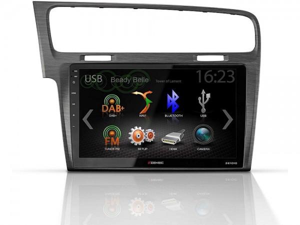 Zenec Z-E1010 Core für Golf 7