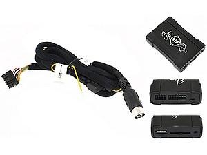 RTA 020.380-0 Mediaplayer für Volvo USB/SD