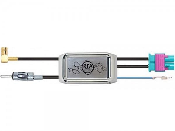 RTA 203.040-0 Antennenadapter DAB+ FM