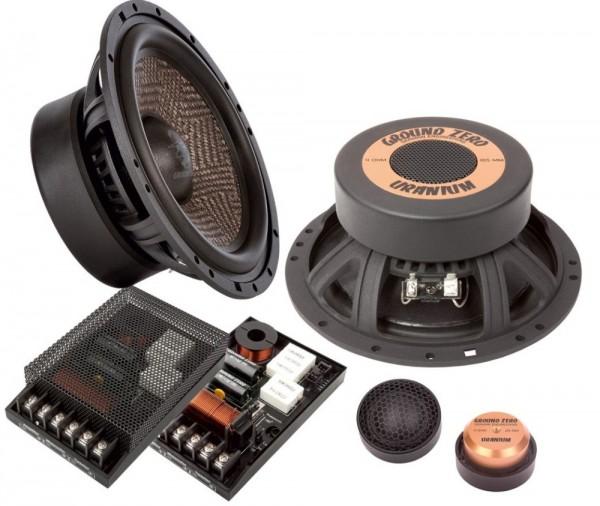 Ground Zero GZUC650SQ-II Lautsprecher