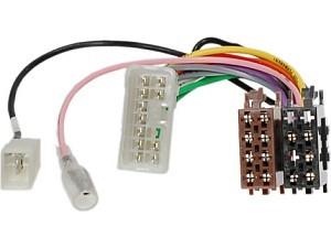 ISO-Adapter RTA 004.430-0 für Suzuki