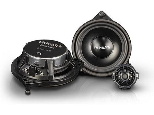EmPhaser MBF1 10cm Mercedes-Lautsprecher vorn