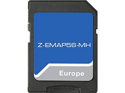 Zenec Z-EMAP56 Navigationssoftware